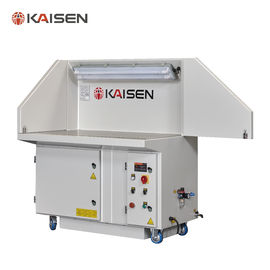 1.5kW 2600 M³/H Air Flow Mobile Small Grinding Dust Collecting Polyester Filtering Material